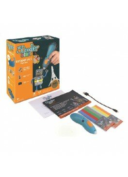 3D-ручка 3Doodler Start для детского творчества - КРЕАТИВ (48 стержней) (3DS-ESST-MULTI-R-17)