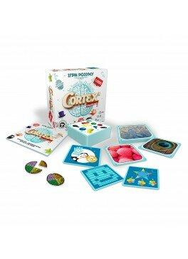 Настольная игра - CORTEX 2 CHALLENGE (90 карточек, 24 фишки) (101012918)